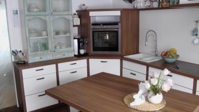 Küche Nussbaum höfener möbelwerkstatt tischlerei referenzen kategorie küchen